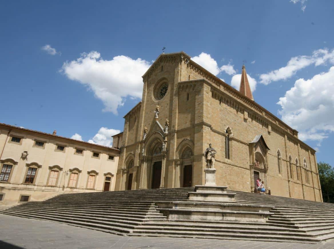 Arezzo: Cattedrale di San Donato