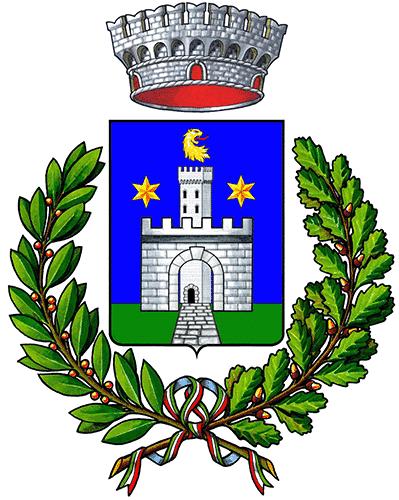 Capolona, stemma