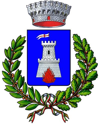 castel Focognano, stemma
