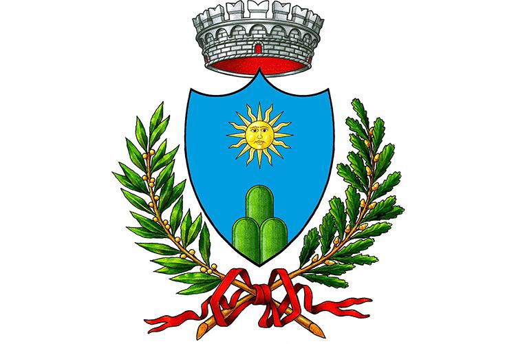 Castel San Niccolò, stemma