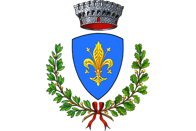 Castiglion Fibocchi, stemma