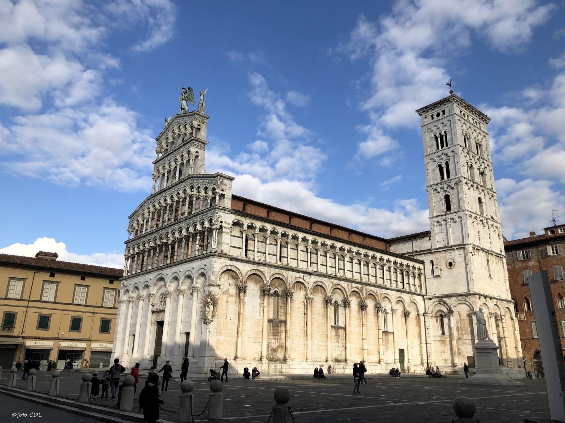 Lucca: chiesa di San Michele