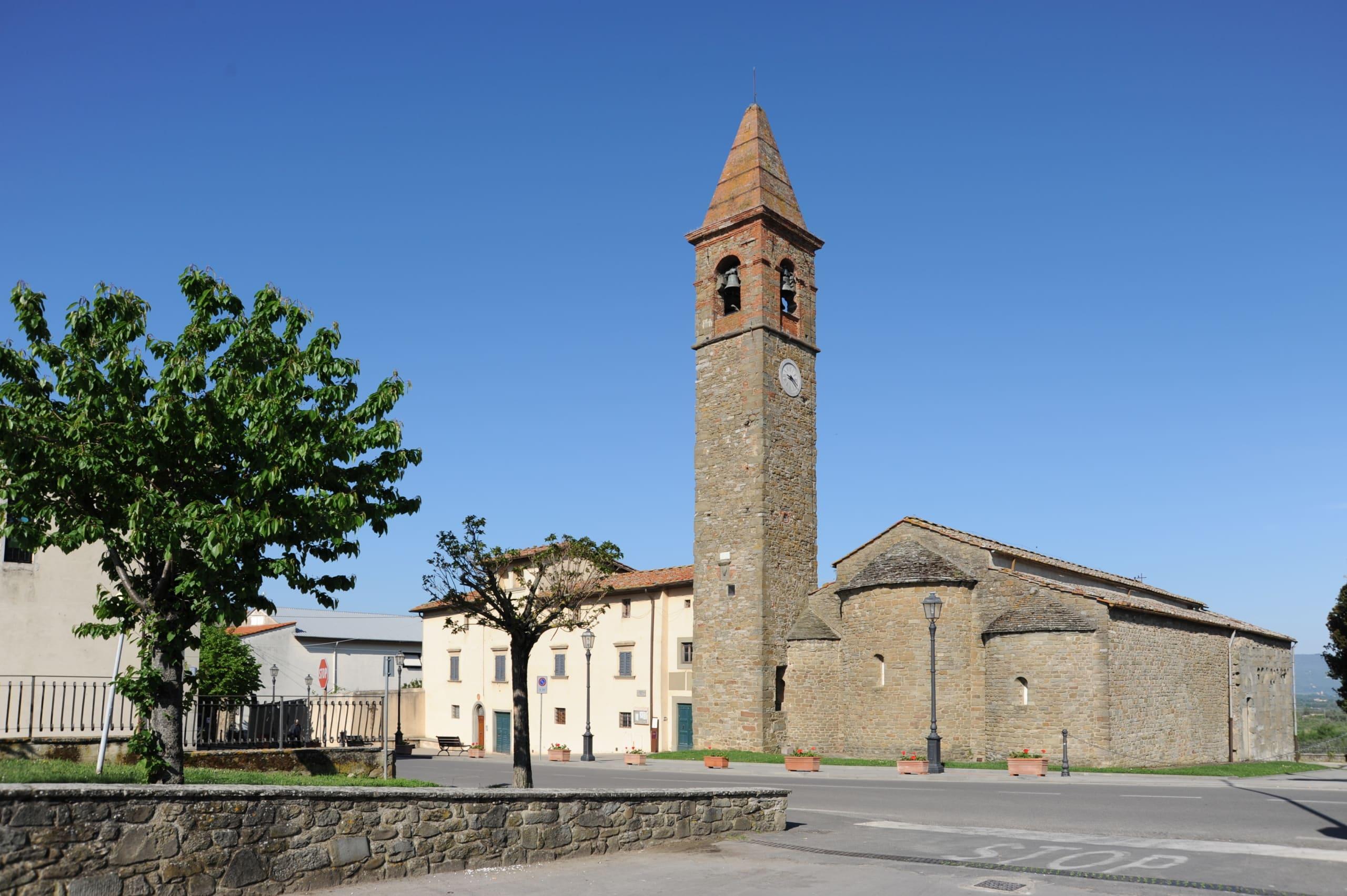 Pieve di Santa Maria a Sco'