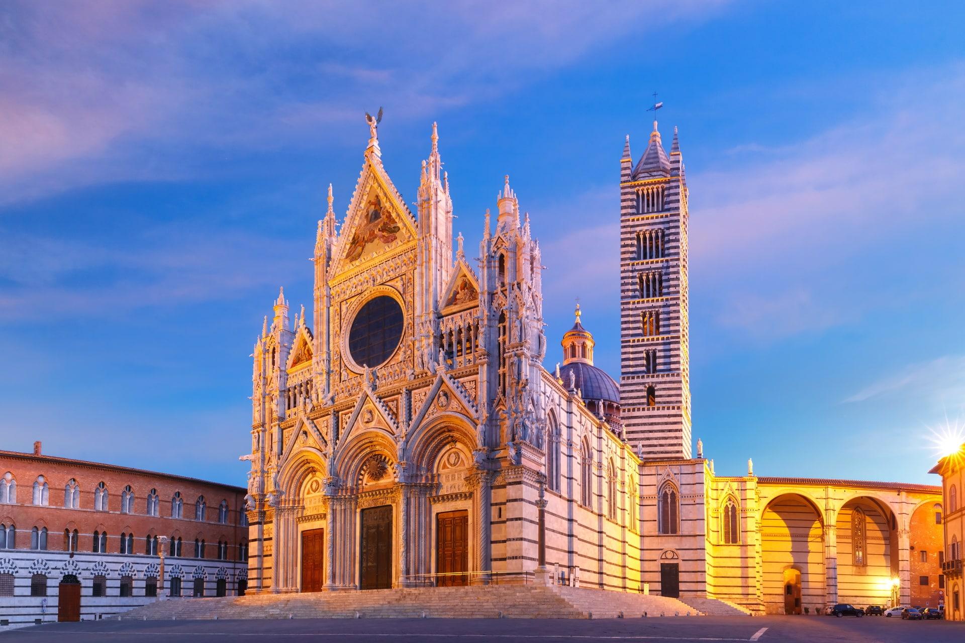 Siena: il Duomo