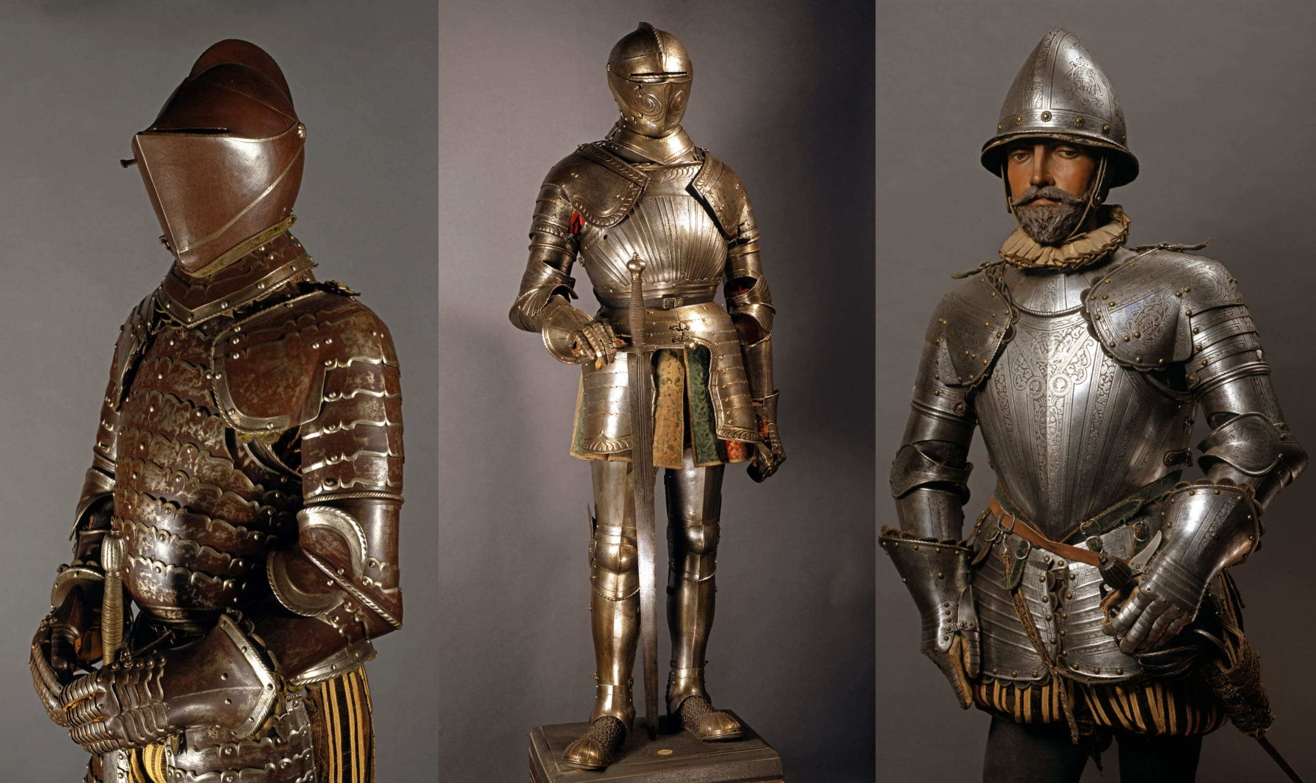 Museo Stibbert: armature