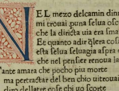LA STORIA DELLA TOSCANA – 9: DANTE ALIGHIERI