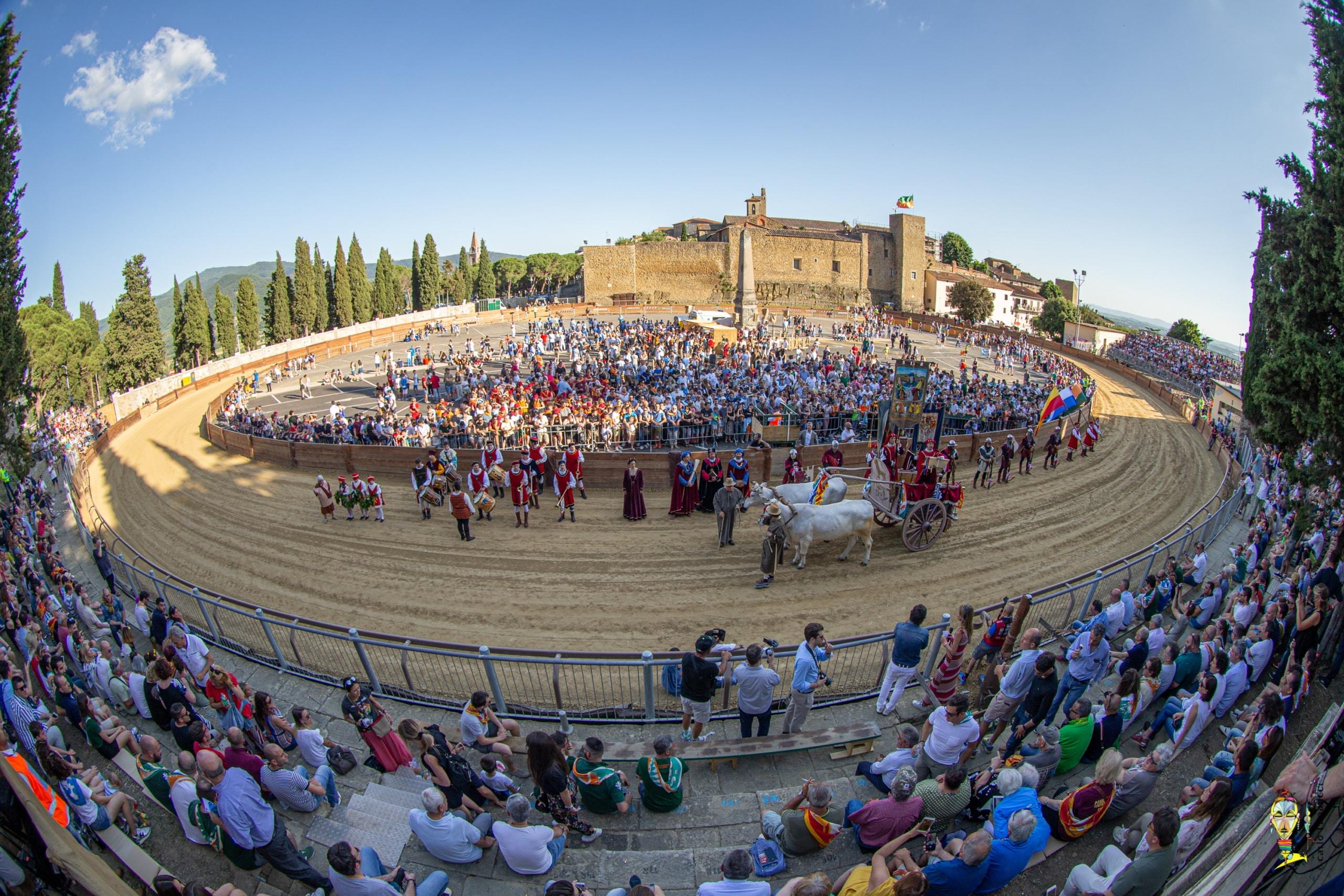 Castiglion Fiorentino: Palio dei Rioni _ Foto Carlo Landucci