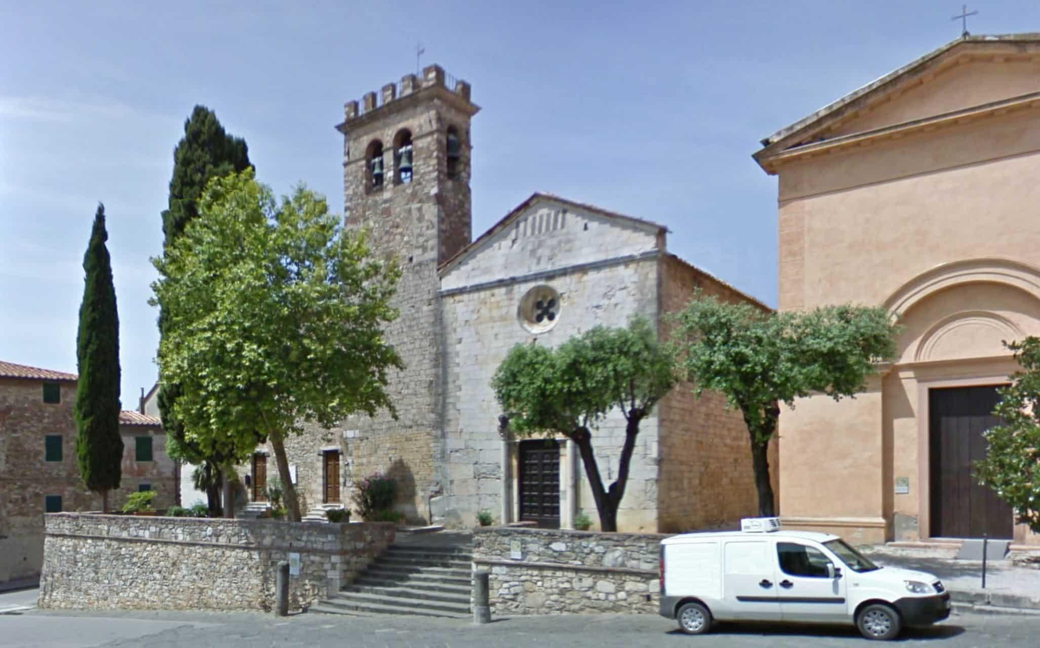 Chiesa di San Giusto a Suvereto
