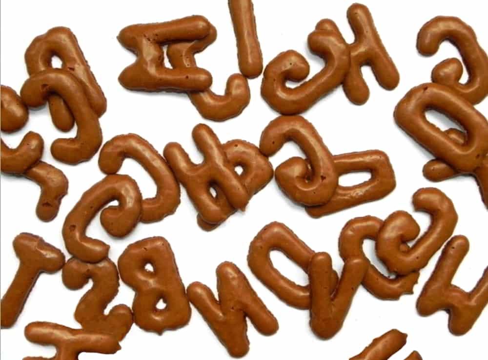 Biscotti Quaresimali toscani