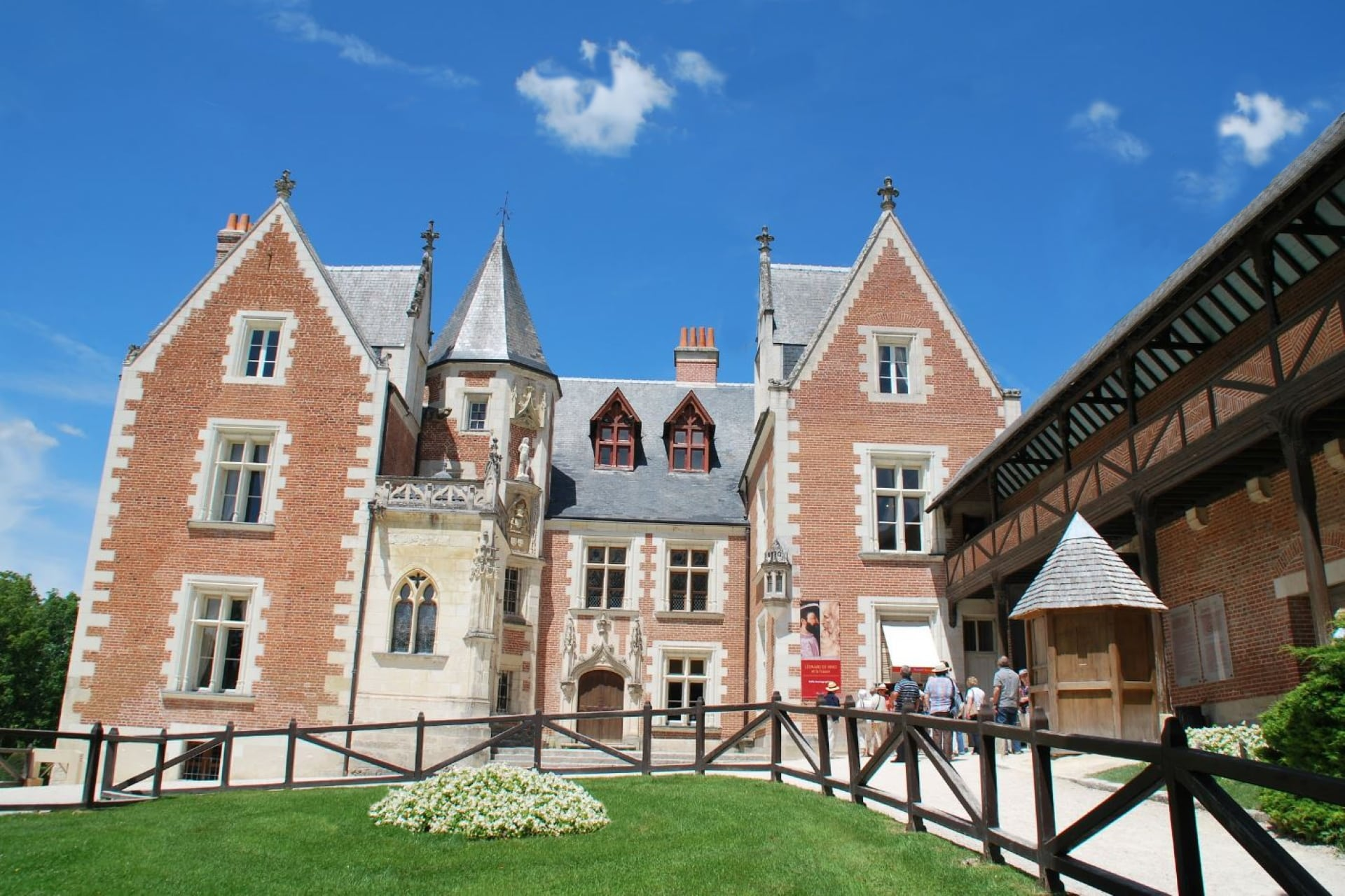 Chateau Clos-Lucé - Amboise