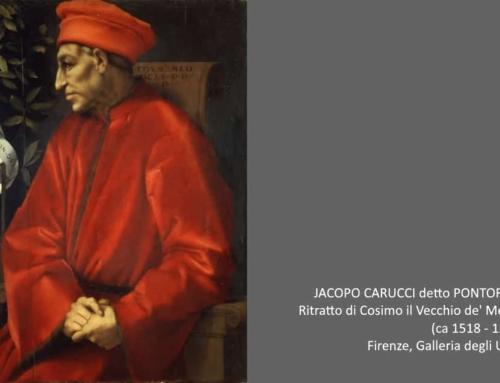 JACOPO CARUCCI detto PONTORMO