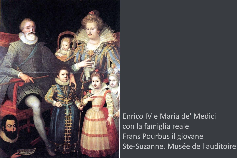 Enrico IV e Maria de' Medici