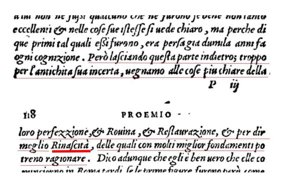 da Le Vite di Giorgio Vasari