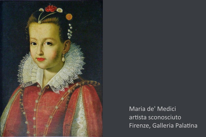 Maria de' Medici giovane