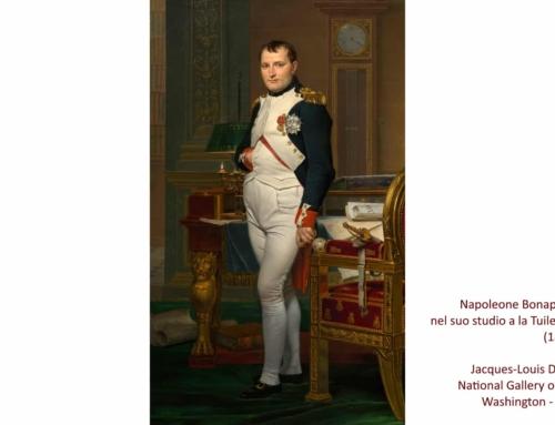 Le origini toscane di Napoleone B(u)onaparte